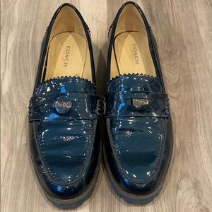 Coach Loafer Size 7.5